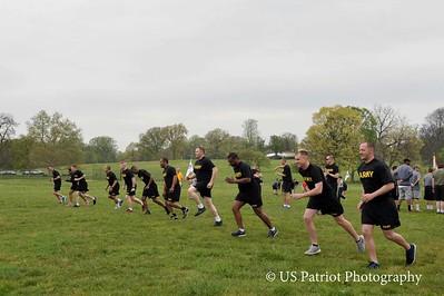 ROTC 100th Anniversary 5K, 23 APR 16