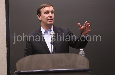 Trinity College - Senator Christopher Murphy - October 5, 2016