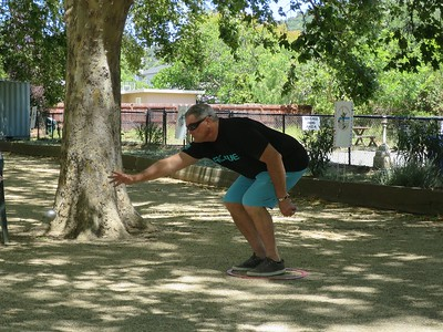 July 10th Petanque 2016 - Courtesy of Alain Efron