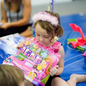 Avery's 4th Birthday Party