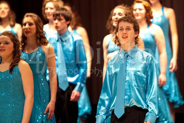 NP Show Choir - Newton