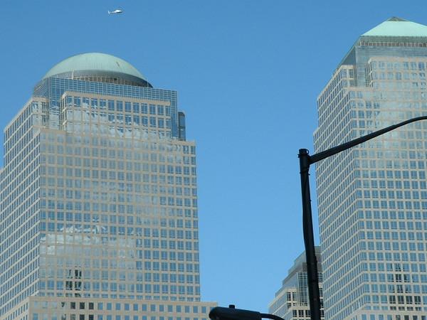 Hole in the sky  Ground Zero