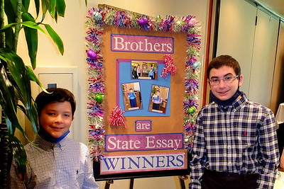 PV DAR 2021 Rosen Brothers Essay Winners