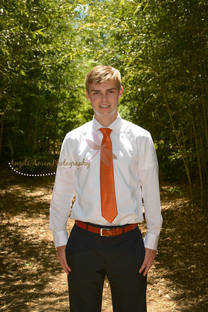 Nathan Beard Senior Portraits