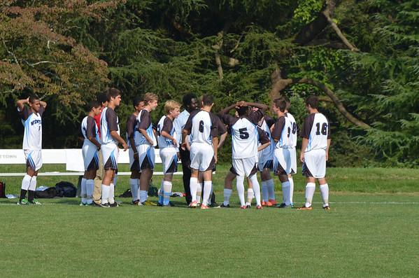 2013-09-10 B V Soccer vs St. Andrews