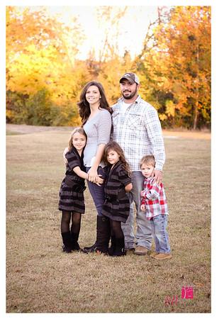 Hobbs Family Fall Session 2013