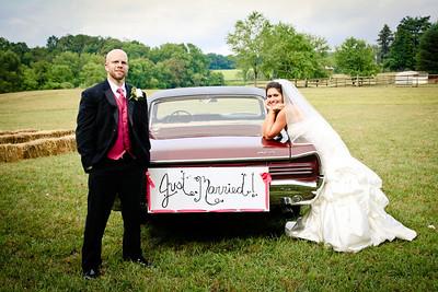 Ashley and Nathan July 19, 2012
