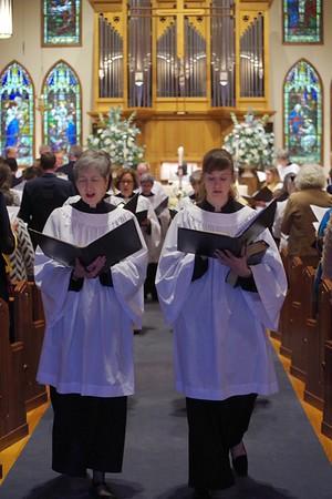 Bishop Waldo's 2020 Visit to St. James