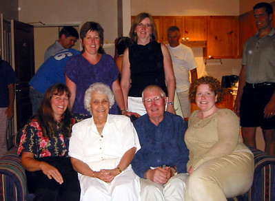 Year 2003 Mount Washington Thomson Reunion