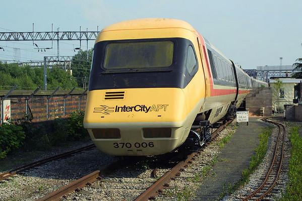 Class 370 (Advanced Passenger Train): All Images