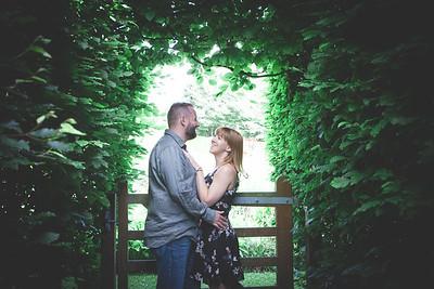 Sarah&Dan engagement