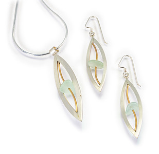 Greg Geyer jewelry at Smith Galleries