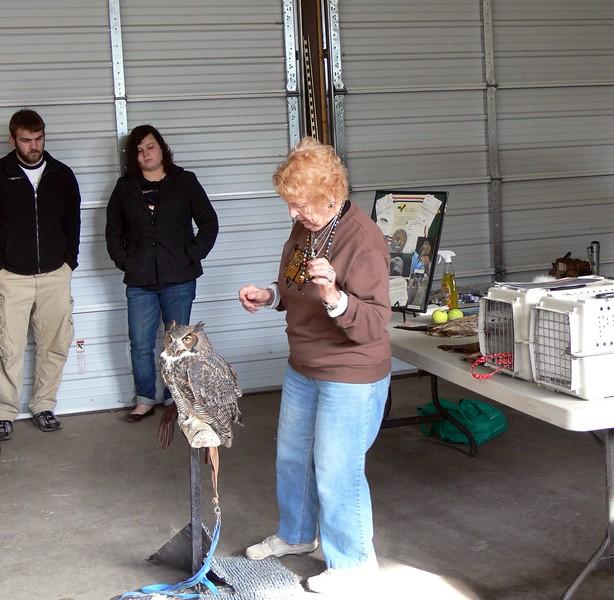 Eagle Lady Doris at ILSP 020.jpg