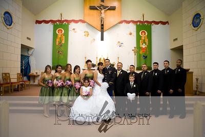 Photos in the Church