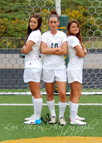 2012 DL Girls Soccer
