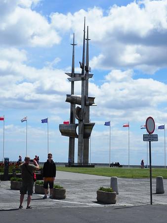 Pomnik Poległych Stoczniowców 1970 - 2017