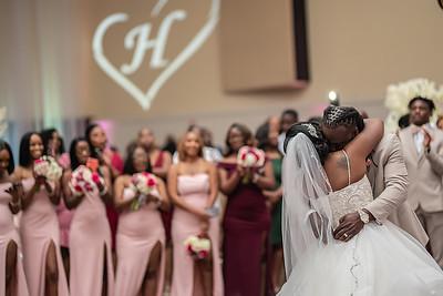 Harris Wedding - Leslie and Hineka