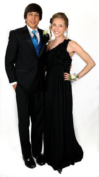 5/23/12 Jonas and Whitney Clarkston High School Prom 2012