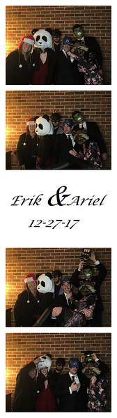 Erik & Ariel 12-27-17