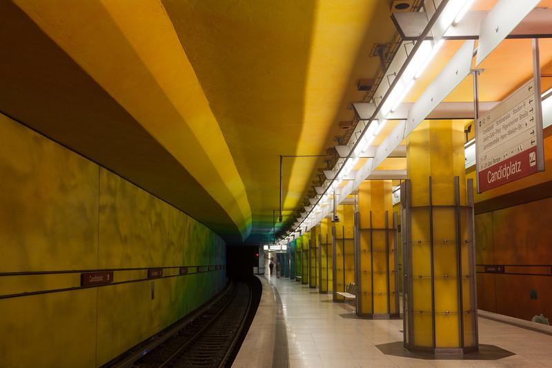 Candidplatz (subway station)