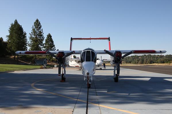 Columbia Air Attack Base