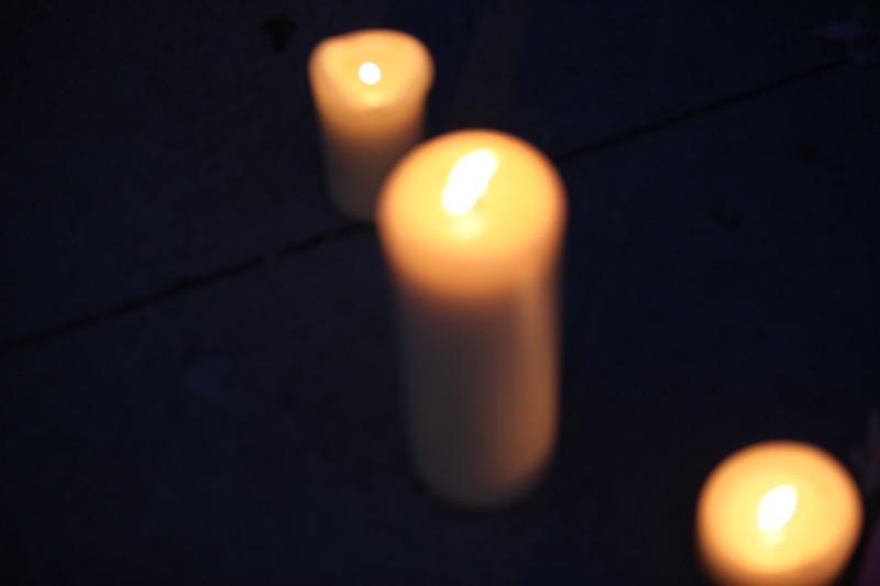 Charlottesville Vigil - Castro Valley 8-13-2017-Mickey Souza-1.JPG