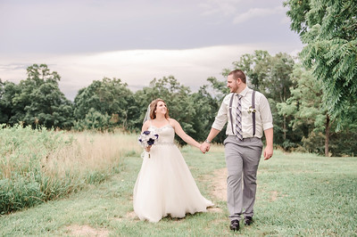 Kymberly and Cameron Mixson Wedding