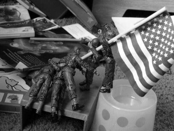 Iwo Jima Model