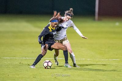 OU Women's Soccer vs. Wright State 10/28/2016