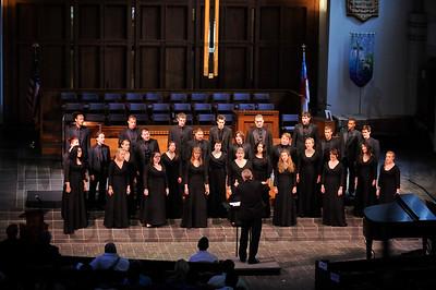 9037 Collegiate Chorale at World Choir Games 7-12-12