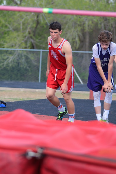 WMS Track - Richard Lawrence Relays  041416