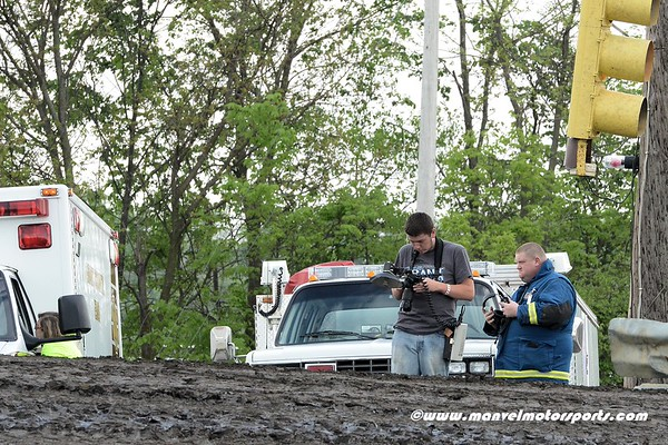 Gas City I69 Speedway, 15 May 2015