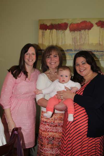 Caitlin's Baby shower