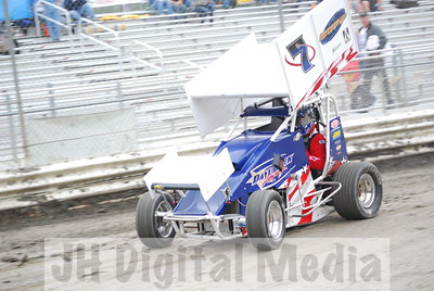 Deming Speedway - August 7th, 2009 - Autism Awareness Night
