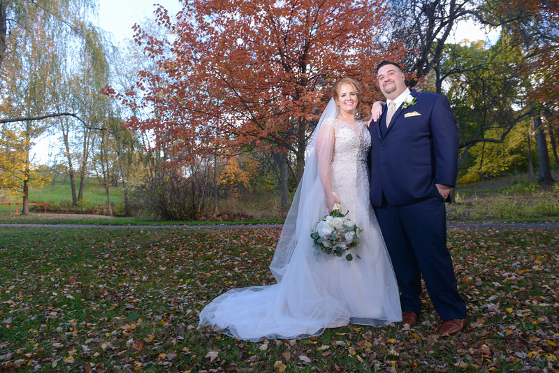Mary Kate and Kosta Stephatos - October 26th 2019