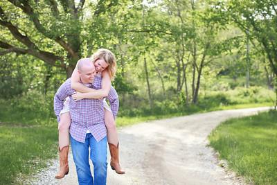 Aaron & Meghan Engagement