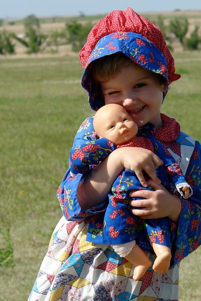 Little Maggie on the Prairie - 4