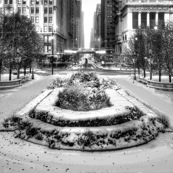 Chicago Black & White