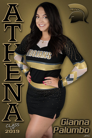 Athena Cheer Banners 2018-2019