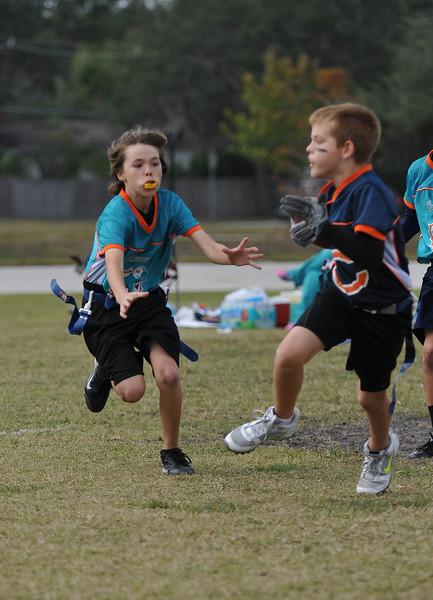 Dolphins Flag Football 2012