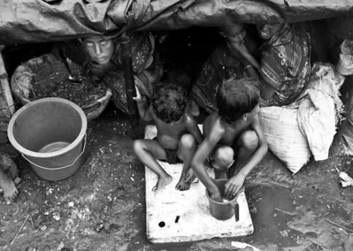 The Slums of Dhaka