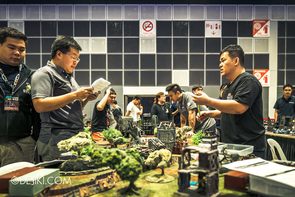 GameStart Asia 2017 Singapore gaming convention - Gamestart TableTop