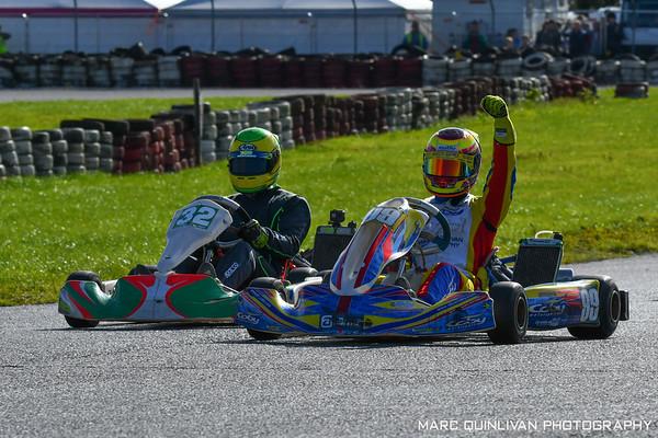 Motorsport Ireland - Round 9 2018 - Galway - Alyx Coby