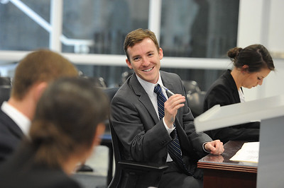 2014 Gibbons Moot Court Team