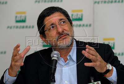 Petrobras President Sergio Gabrielli