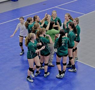 Chaffin Volleyball Regional Tournament 2011