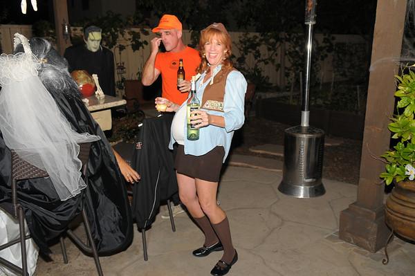 Chapman Halloween Party 2009