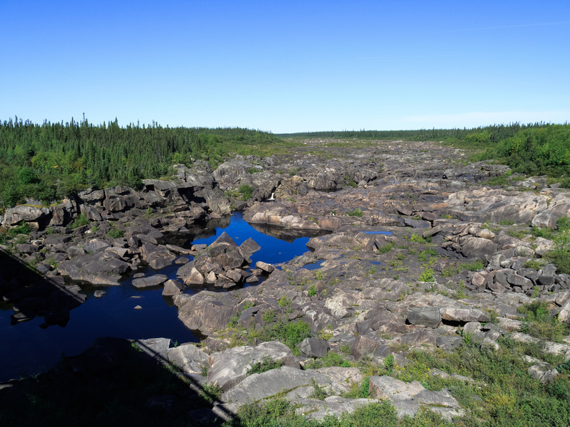 Churchill River, Labrador