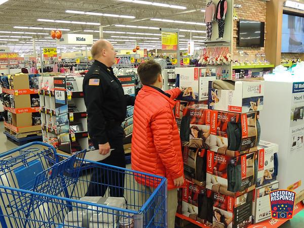 2017 Ozaukee County Shop with a Cop