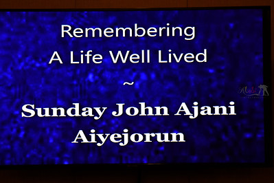 Sunday John Ajani Aiyejorun
